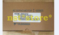 For Yaskawa Servo Motor SGM-04A312 400W 220V