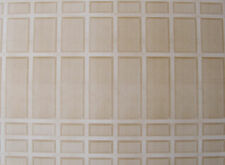 Dolls House Miniature Dark Wood Panelling Paper DIY A3 (29.7cm x 43cm) WP669