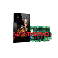 """EVCO EVCL328J9E KIT VCOLOR 328L 7"""" controllers for bread and pizza ovens +VCOLOR"""