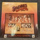 Padres National League Champions Miller lite beer 1984 vinyl sealed