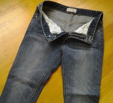 FREE PEOPLE  Ankle zip High Rise  jeans sz 27,cold wash
