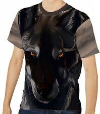 New Wolf Men T-Shirt Tee S M L XL 2XL 3XL