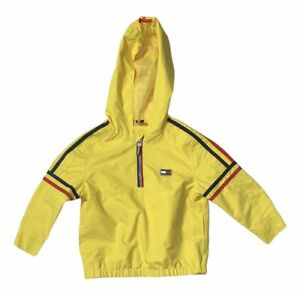 Preowned- Tommy Hilfiger 1/2 Zip Pullover Jacket Boys (Size 2T)