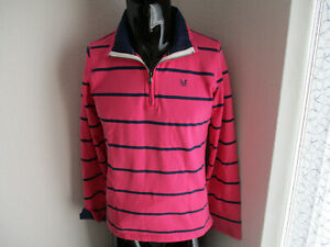 Crew Ladies Sweatshirt Top Size UK 12