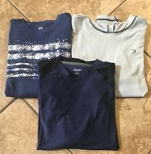 Lot Of 3 Youth Size Large Long Sleeve Shirts