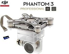 NEW DJI Phantom 3 Professional Pro Drone 4K Camera, Gimbal & 16GB MicroSD PART 5