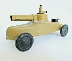 Big Bang Cannon Model 5T Motor Tank, Cast Iron, Conestoga Company, 1950s