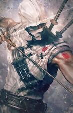 Snake-Eyes Deadgame 2 John Giang Storm Shadow Virgin Variant-A G.I. Joe Gi Hot!
