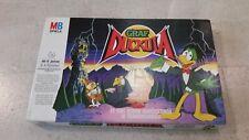 Graf Duckula, Brettspiel vollständig, MB Spiele, 1990