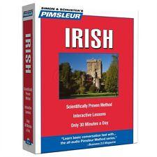 NEW 5 CD Pimsleur IRISH Language