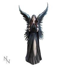 NEMESIS NOW LARGE *HARBINGER* SEDUCTIVE GOTHIC/ANGEL FIGURE ANNE STOKES  NEW