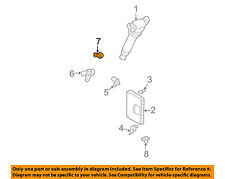 TOYOTA OEM-Ignition Knock (detonation) Sensor 8961506010