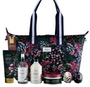 Joules Ladies Weekend Bag with Toiletries Christmas Gift Set 2020 New And Sealed