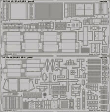 Eduard 1/35 PE Foto-Grabado conjunto de detalle para Kinetic M109A2 Sph #61006