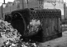 PHOTO  FIREBOX FROM A GWR KRUGER LOCO AT SWINDON LOCO SHED  WORKS IN 1964
