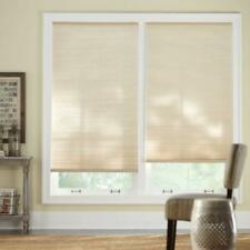 PRE CUT Home Decorators Sahara 9/16 in. Cordless Light Filtering Cellular Shade