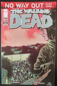 The WALKING DEAD #80 (2010 IMAGE Comics) ~ VF/NM Book