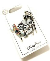Disney Parks Jack & Sally Now and Forever Pin Nightmare Before Christmas- NEW