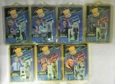 Vintage Space Precinct Action Figures Cyborg, Haldane, Took, Morgo, Podly, Snake