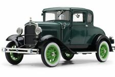 1931 FORD MODEL A COUPE SUN STAR 6136GN 1/18 scale DIECAST CAR