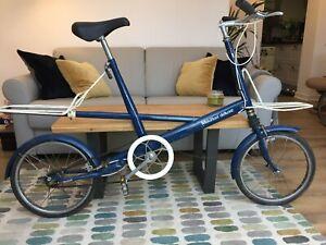Alex Moulton Deluxe Bicycle - 1963 - BoA Built - Narrow Bellows Model