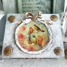SALE!!!DECORATIVE LARGE BOX  FRENCH STYLE