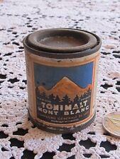 Petite boite Tonimalt Mont-Blanc Rumilly Hte Savoie  Vintage (vide) 35gr