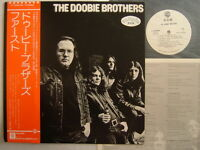 PROMO WHITE LABEL / THE DOOBIE BROTHERS - S/T - FIRST A