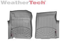 WeatherTech Floor Mats FloorLiner - Ford F-150 Reg/EXT Cab - 1st Row - Grey