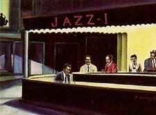 African American Art Print - Jazz I 18 x 24 - Hulis Mavruk - New!