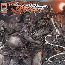 """Kool Keith Presents Tashan Dorrsett - Legend Of Tashan Dorrsett Album 2LP 12"""""""