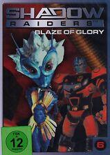DVD NEU/OVP - Shadow Raiders 6 - Blaze Of Glory