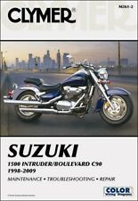 1998-2009 Suzuki Intruder 1500 Boulevard C90 C90T CLYMER REPAIR MANUAL M261