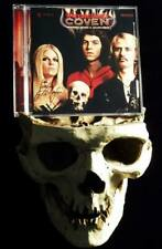 """COVEN """"WITCHCRAFT"""" ONLY AUTHORIZED CD,Jinx hand signed, Occult.Halloween"""