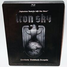 IRON SKY Steelbook Blu-ray Region B Limited German edition Limitierte Stahlbuch