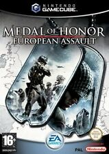 MEDAL OF HONOR EUROPEAN ASSAULT GAMECUBE GAME PAL