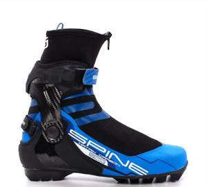 Ski boots SPINE SNS Pilot Matrix Carbon Pro (Shoes after tests,have minor trace)