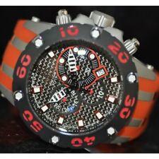 Invicta Mens Rare Jason Taylor Swiss Reserve Chrono Black Dial Poly Watch 12947