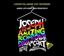 Joseph and the Amazing Technicolor Dreamcoat -  CD 8OVG The Cheap Fast Free Post