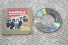 "Traveling Wilburys Handle With Care Margarita 3"" Single CD3 CD"