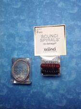 Invisibobble Elegant Hair Ring SLIM 3pcs+ Scunci Spirals 3pcs
