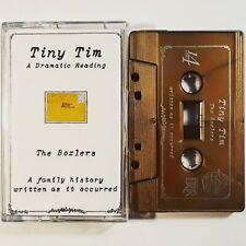 Tiny Tim Cassette Tape The Boxlers Spoken Word DRQR outsider left field story