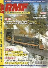 RMF N°412 AUTORAIL DUNLOP-FOUGA / MICHELINE TYPE 21 / PANZERZUG 22 / FULGUREX