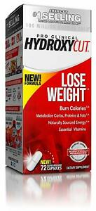 Hydroxycut Pro Clinical Weight Loss with Apple Cider Vinegar 72 ct Capsules