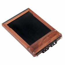 4x5 Walnut Wood Sheet Film Holder For Shen Hao Zone VI Deardorff Tachihara Ebony