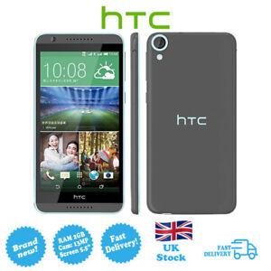 NEW HTC Desire 820 Cam 13MP Sto 16GB 5.5 RAM 2GB 4G Dual SIM Unlocked Smartphone