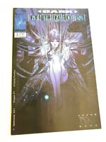 Dark Minds #1 (1998) NM 9.4 2nd Print Ghost In The Shell Homage Cover Image