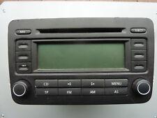 Blaupunkt CD Radio Autoradio VW Golf 5, Touran, Jetta 1K0035186L