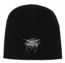 darkthrone logo beanie