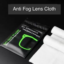 NanoFibre Anti-fog Cleaning Clothes Wipes For Frame Glasses Lenses AU ReadyStock